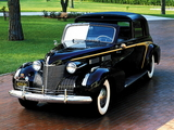 Pictures of Cadillac Seventy-Five Town Car 1940