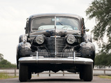 Pictures of Cadillac Fleetwood Seventy-Five Imperial Sedan 1940
