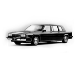 Cadillac Fleetwood Seventy-Five 1985–87 wallpapers