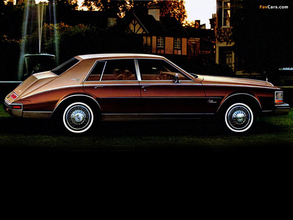 Cadillac Seville Elegante 1980–85 photos (1024 x 768)