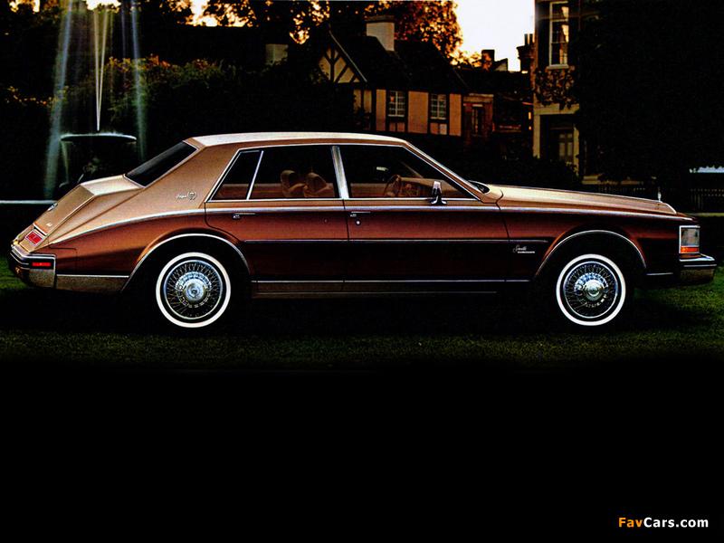 Cadillac Seville Elegante 1980–85 photos (800 x 600)