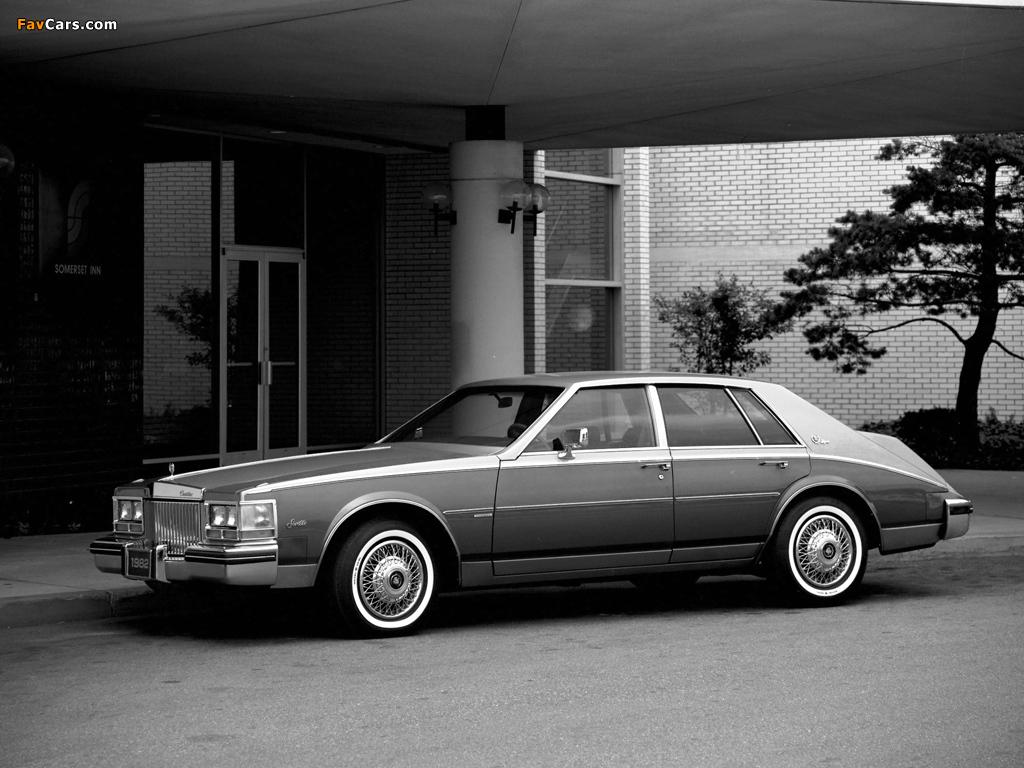 Cadillac Seville Elegante 1980 85 Pictures 1024x768