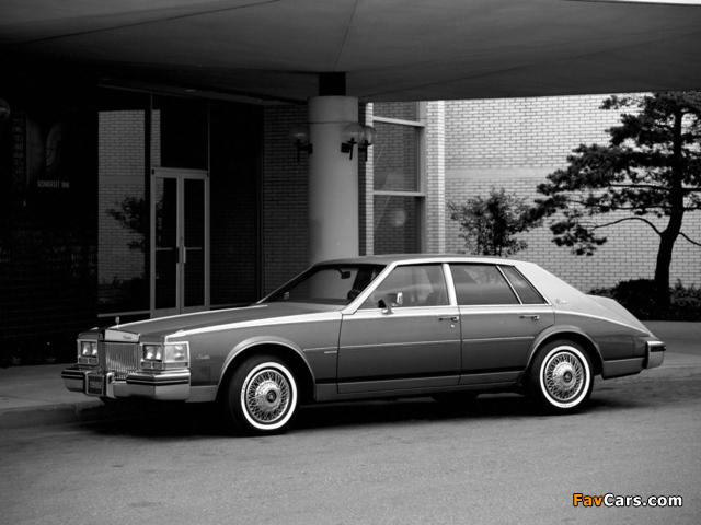 Cadillac Seville Elegante 1980–85 pictures (640 x 480)
