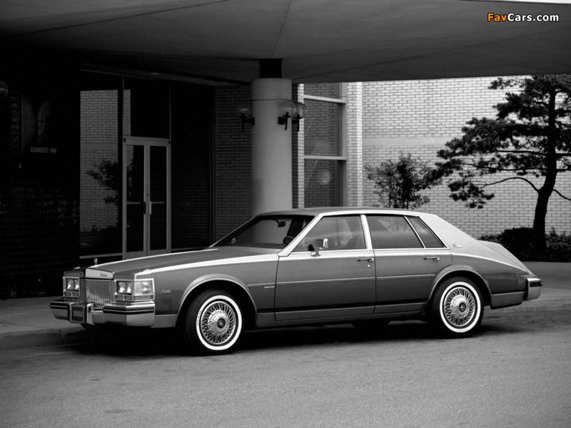 Cadillac Seville Elegante 1980–85 pictures (800 x 600)