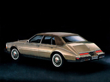 Cadillac Seville Cabriolet Roof 1983 photos