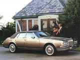 Cadillac Seville Cabriolet Roof (S69) 1983 wallpapers