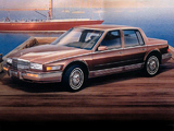 Cadillac Seville 1986–88 wallpapers