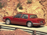 Cadillac Seville STS 1989–91 pictures