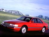 Cadillac Seville SLS 1992–97 images