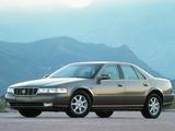 Cadillac Seville STS UK-spec 1998–2004 images