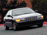 Cadillac Seville SLS 1998–2004 images