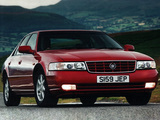 Cadillac Seville STS UK-spec 1998–2004 photos