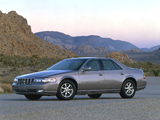 Cadillac Seville STS 1998–2004 pictures