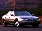 Cadillac Seville SLS 1998–2004 pictures
