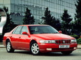 Cadillac Seville STS UK-spec 1998–2004 wallpapers