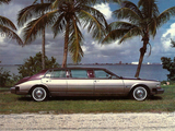 Images of Cadillac Seville Limousine by Moloney 1984