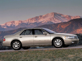Images of Cadillac Seville STS 1998–2004