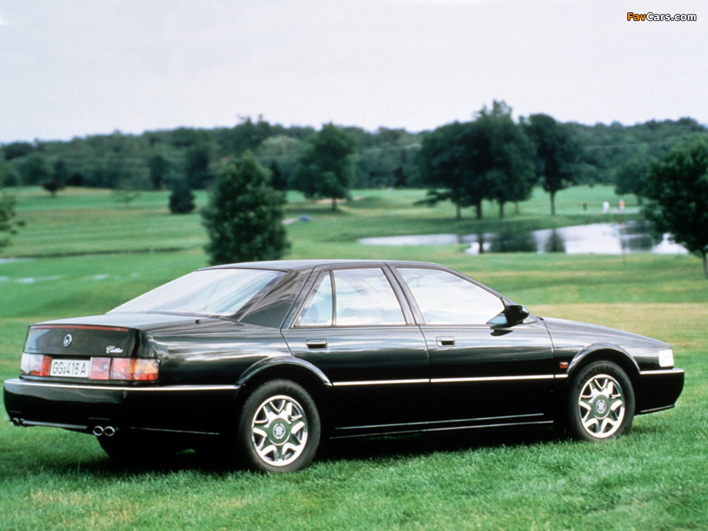 Photos of Cadillac Seville STS 1992–97 (1024 x 768)