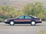 Photos of Cadillac Seville SLS 1992–97
