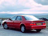 Photos of Cadillac Seville STS UK-spec 1998–2004