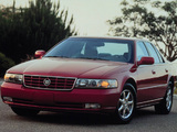 Photos of Cadillac Seville STS 1998–2004