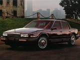 Pictures of Cadillac Seville 1986–88