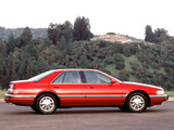 Pictures of Cadillac Seville SLS 1992–97
