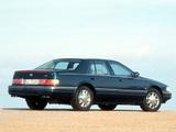 Pictures of Cadillac Seville SLS EU-spec 1992–97