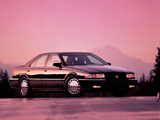 Pictures of Cadillac Seville STS 1992–97