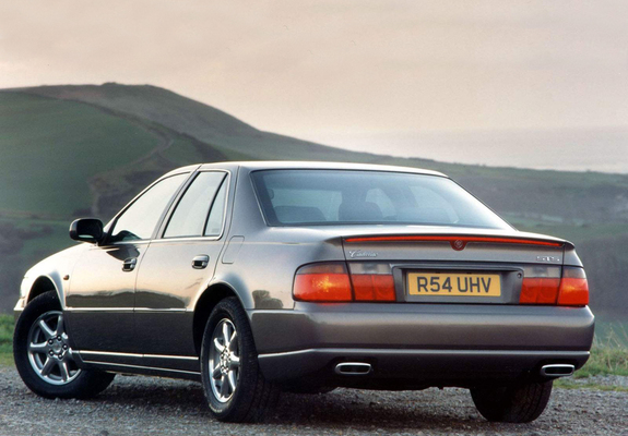 Pictures of Cadillac Seville STS UK-spec 1998-2004