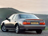 Pictures of Cadillac Seville STS UK-spec 1998–2004