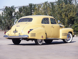 Cadillac Sixty-One Touring Sedan DeLuxe (6109D) 1941 images