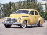 Cadillac Sixty-One Touring Sedan DeLuxe (6109D) 1941 pictures