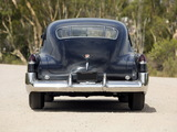 Cadillac Sixty-One Club Coupe Sedanette (6107) 1949 images