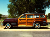 Cadillac Sixty-One Station Wagon by Freds Builder 1941 photos
