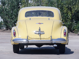 Pictures of Cadillac Sixty-One Touring Sedan DeLuxe (6109D) 1941