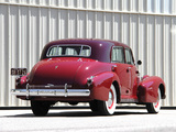 Cadillac Sixty Special 1938 pictures