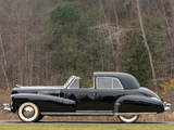Cadillac Sixty Special Town Car by Derham 1941 wallpapers