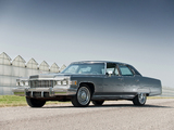 Cadillac Fleetwood Sixty Special Brougham 1976 images