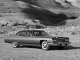 Cadillac Fleetwood Sixty Special Brougham 1976 photos