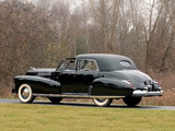 Photos of Cadillac Sixty Special Town Car by Derham 1941