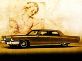 Photos of Cadillac Fleetwood Sixty Special Brougham 1969