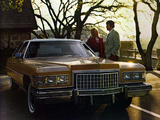 Photos of Cadillac Fleetwood Sixty Special Brougham 1976