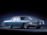 Pictures of Cadillac Fleetwood Sixty Special 1966