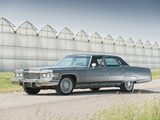Wallpapers of Cadillac Fleetwood Sixty Special Brougham 1976