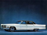 Wallpapers of Cadillac Fleetwood Sixty Special 1966