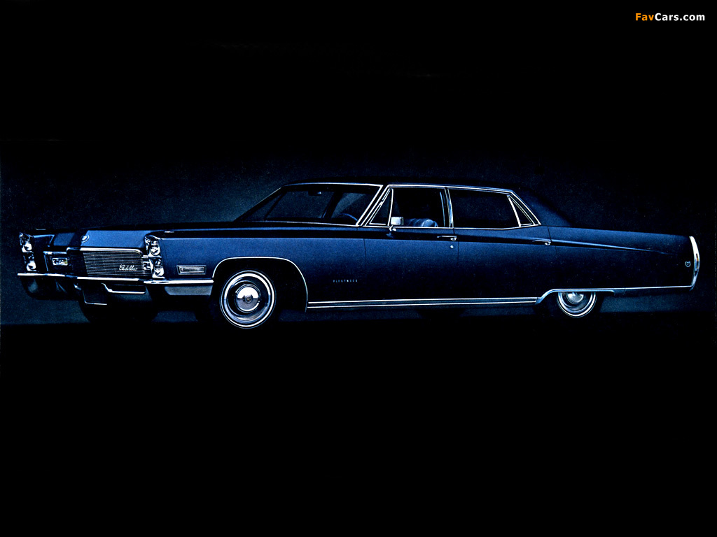 Cadillac Fleetwood Sixty Special 1968 wallpapers (1024x768)