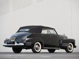 Cadillac Sixty-Two Convertible Sedan 1941 photos
