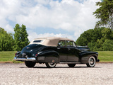 Cadillac Sixty-Two Convertible Sedan 1941 pictures