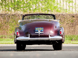 Cadillac Sixty-Two Convertible Coupe by Fleetwood 1941 wallpapers